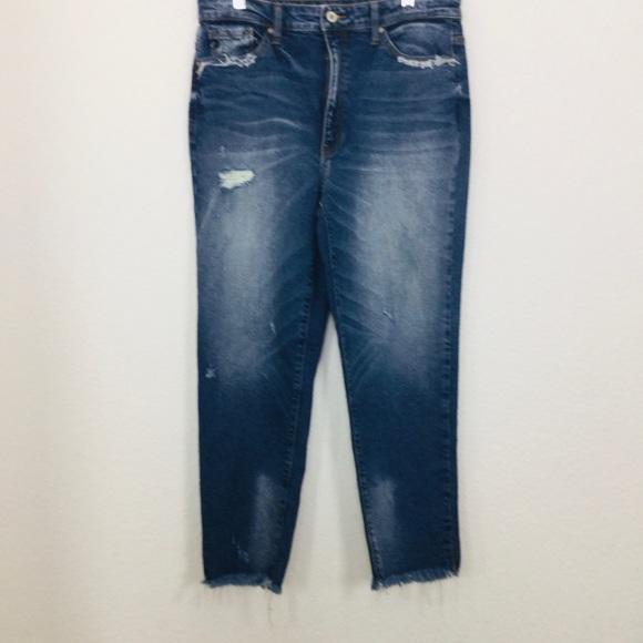 a0ee9fe376d5 KanCan Denim - KanCan Ankle Fray Jeans